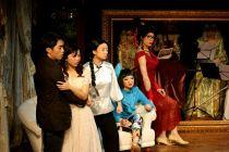 Christopher Tsui (Sebastian), Joyce Cece Chan (Henriette), Ines Kwai-pun (Ah Lin), Rosalind Wong (Justine) and Francis Chan (Bernice)