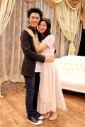 Christopher Tsui (Sebastian) and Joyce Cece Chan (Henriette)