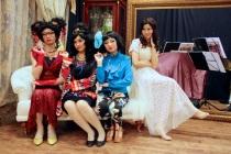 Francis Chan (Bernice), Minna Cheung (Pamela), Rosalind Wong (Justine) and Joyce Cece Chan (Henriette)