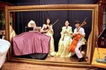 Shelley Ng, Eugenia Lee, Gladys Wong and Wong Tsz To